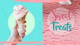 Ice cream Video Template