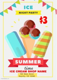 Customizable Design Templates for Popsicle | PosterMyWall