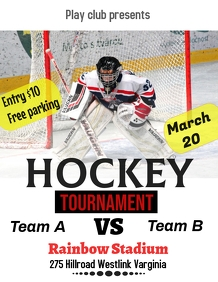 Ice Hockey Tournament