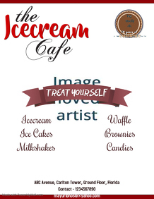 Icecream Cafe