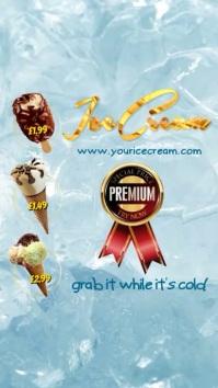 IceCream Video Template