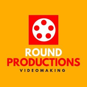 Iconic geometric videomaking logo
