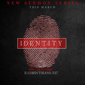 Identity - New Sermon Series