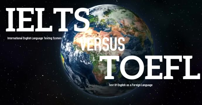 ielts and tofel challenge template Facebook Ad
