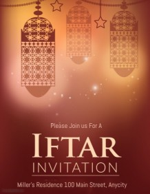 Customizable design templates for iftar postermywall iftar stopboris Gallery