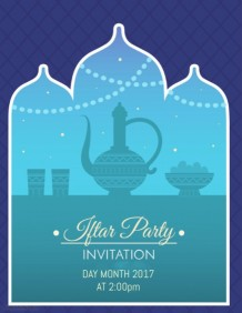 Customizable design templates for ramadan party postermywall similar design templates stopboris Gallery