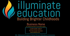 Illuminate Education Facebook Ad Facebook-Anzeige template