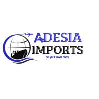 Imports and logistics Logo template