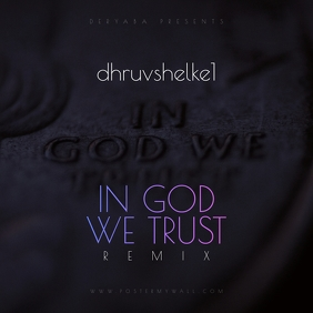 In God We Trust Mixtape Cover