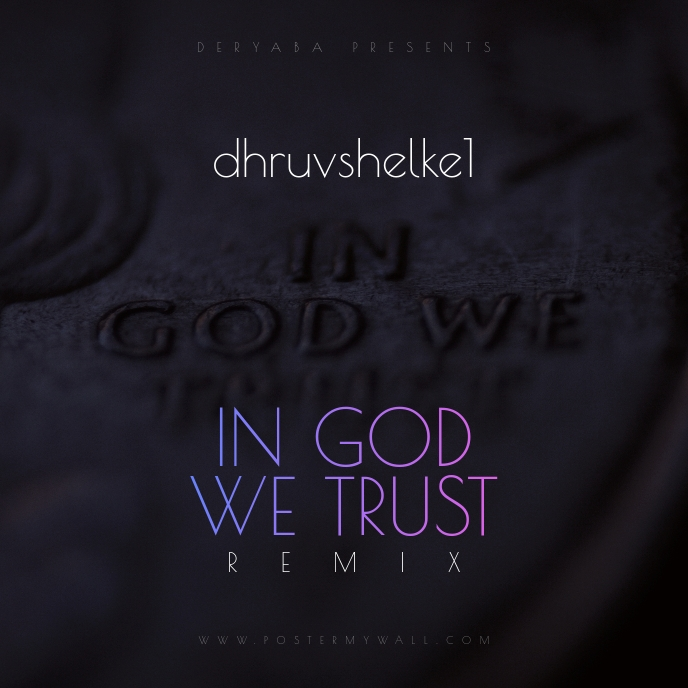 In God We Trust Mixtape Cover