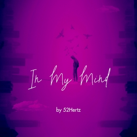 In My Mind Purple CD Cover Music