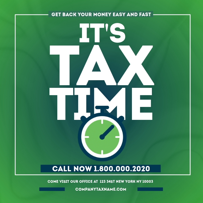 Income Tax Prep Services TIME Instagram