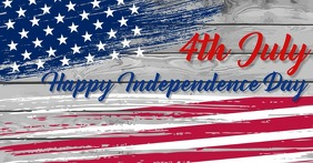 Independence day,event,4th of July,retail Facebook Shared Image template