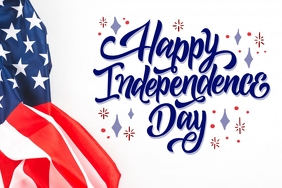 Independence Day Banner Template