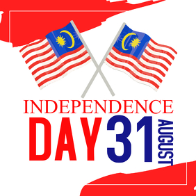 Independence Day Celebration Instagram Template