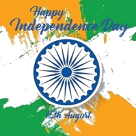 Independence day Logo template