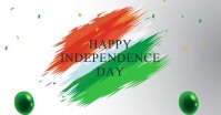 independence day Facebook Shared Image template