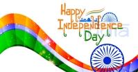 Independence Day Image partagée Facebook template