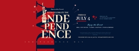 Independence Day Facebook Cover Photo template