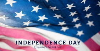 independence day - FB Copertina evento Facebook template
