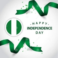 Independence day flyer/logo โลโก้ template