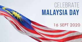 INDEPENDENCE DAY MALAYSIA - FB Facebook Event Cover template