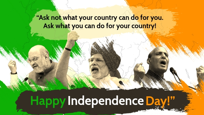 Independence Day of India Template