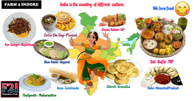 indian culture Facebook Shared Image template
