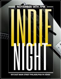 Indie night