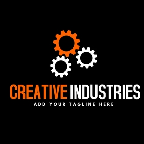 Industry logo icon template