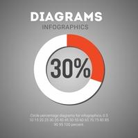 Infographic Design Template Logo