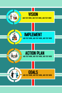 infographics business plan mission