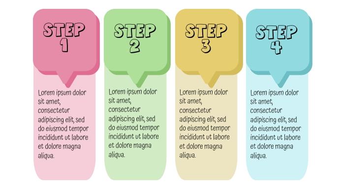 Infographics Presentation (16:9) template