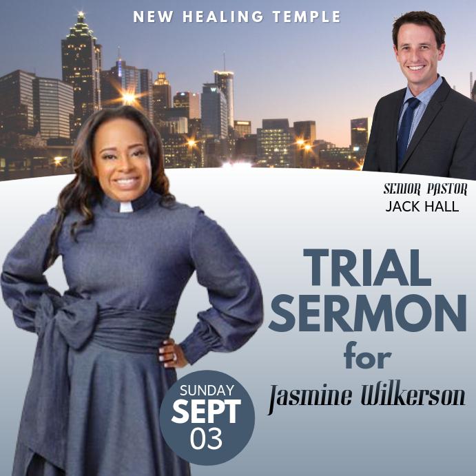 Initial Sermon