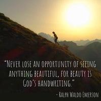 Inspirational Quote Digital Social Media