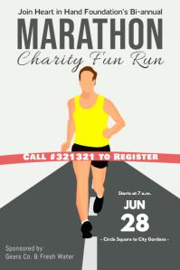Marathon Template