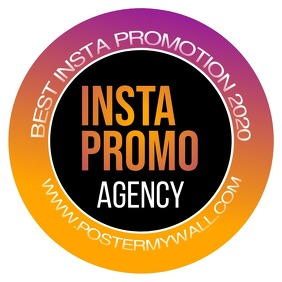 Insta Promo Gradient Logo