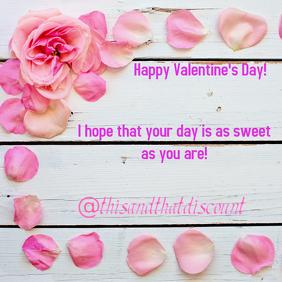 Insta valentines