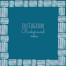 Instagram Background Template