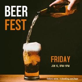 Instagram Beer Fest Video