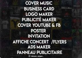 instagram belkacem designer ไปรษณียบัตร template