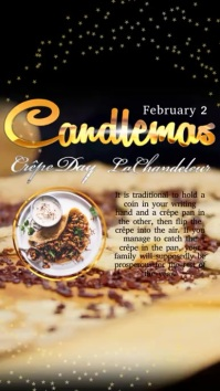 Instagram Candlemas video