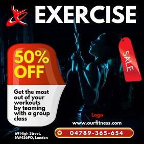 Instagram Fitness Centre