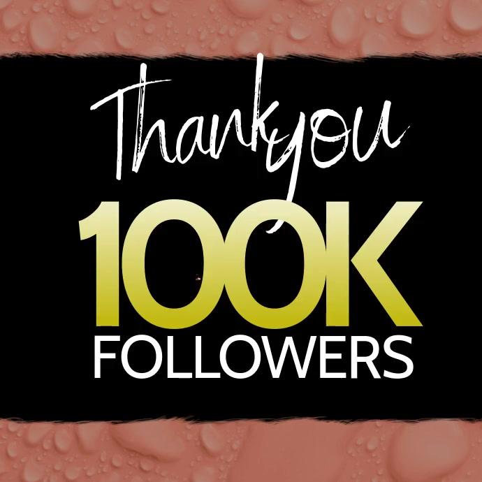 Instagram followers appreciation Iphosti le-Instagram template