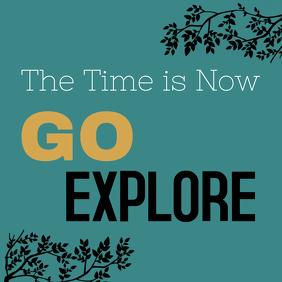 Instagram Inspiration, Go Explore