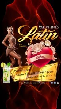 Instagram Latin Valentines