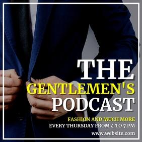 instagram post advertisement the gentlemen's