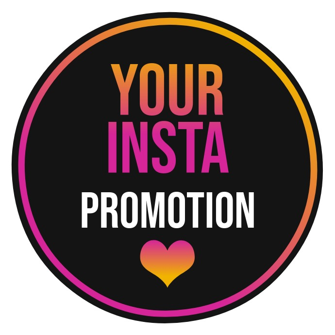 Instagram Promotion Logo