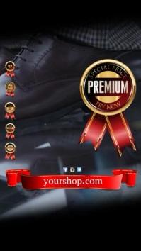 Instagram Retail Advert Video