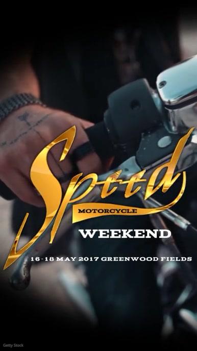 Instagram Speed Motorcycle Weekend